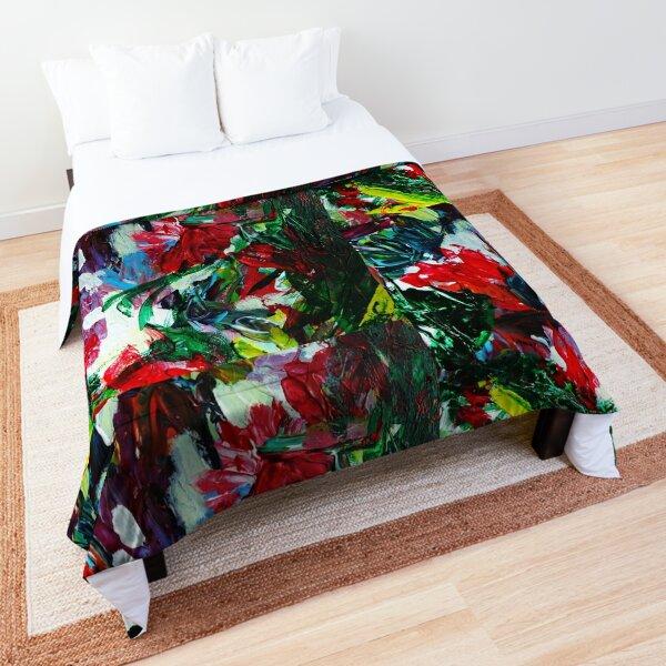 Art Series _ Vivid Strokes 2 Comforter