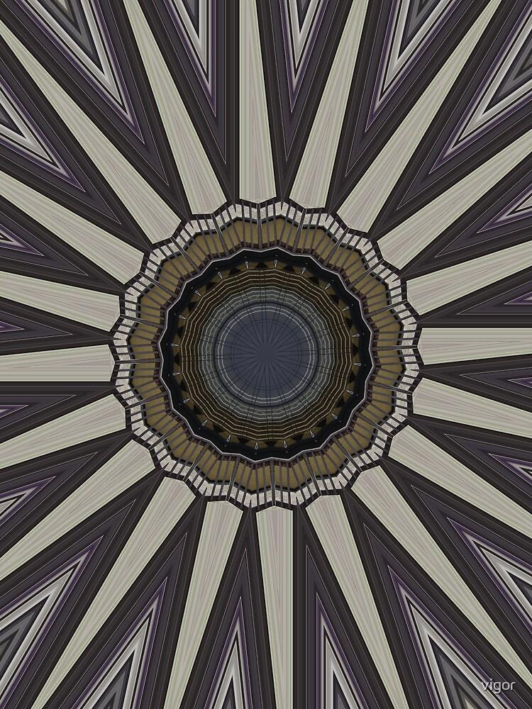 kaleidoscope design 9 by vigor