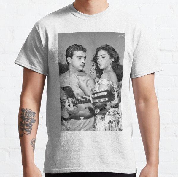 Lola Flores y el Pescailla Camiseta clásica