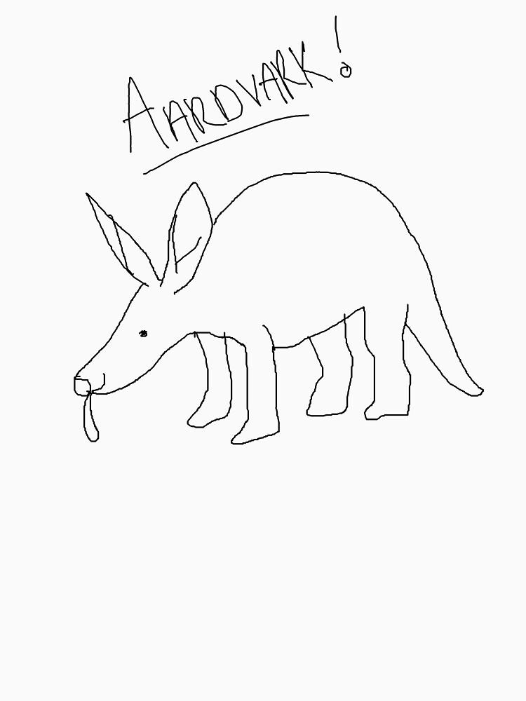 Aardvark by TeddyPleb