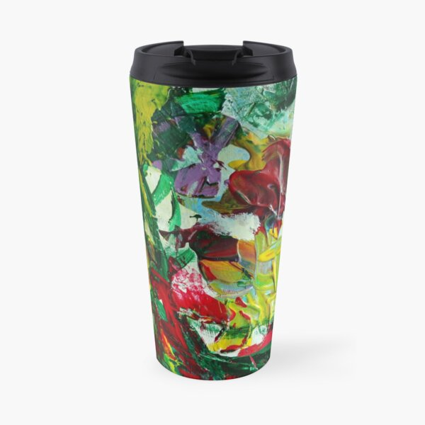 Art Series _ Vivid Strokes 6 Travel Mug
