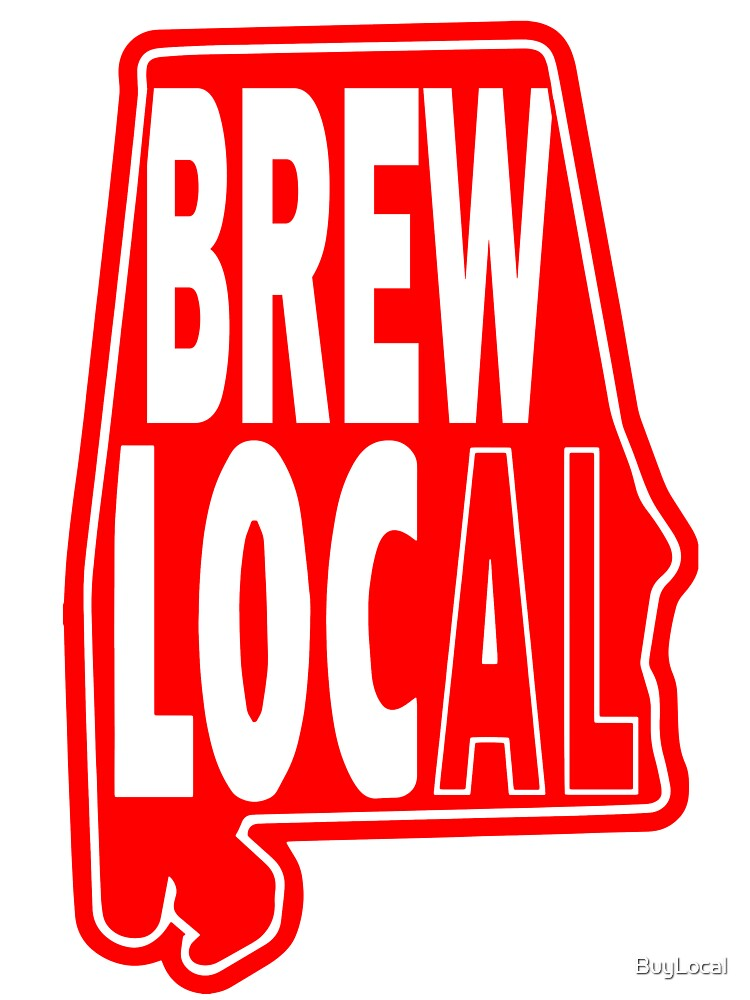 Brew Local Red by BuyLocal