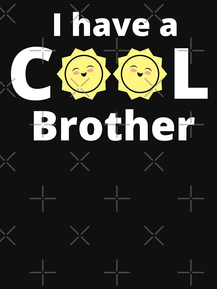 I have a cool brother design - with a yellow sun by pinkdreamdesign