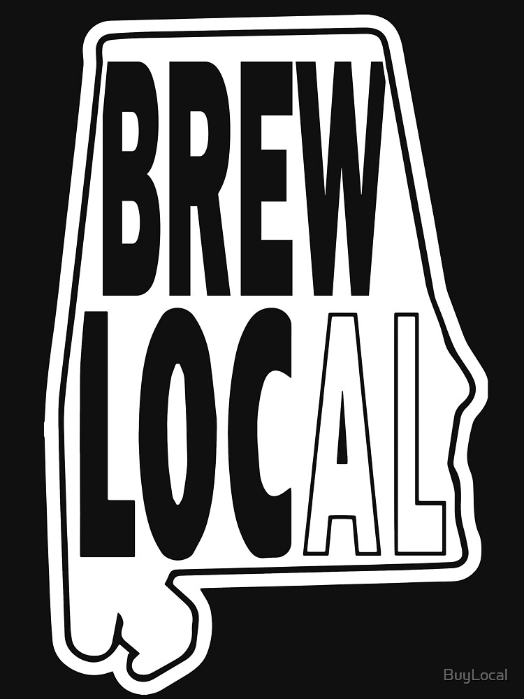 Brew Local White by BuyLocal
