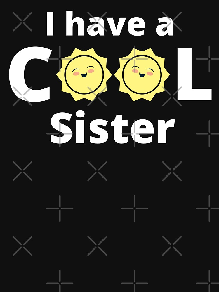 I have a cool sister design - with a yellow sun by pinkdreamdesign