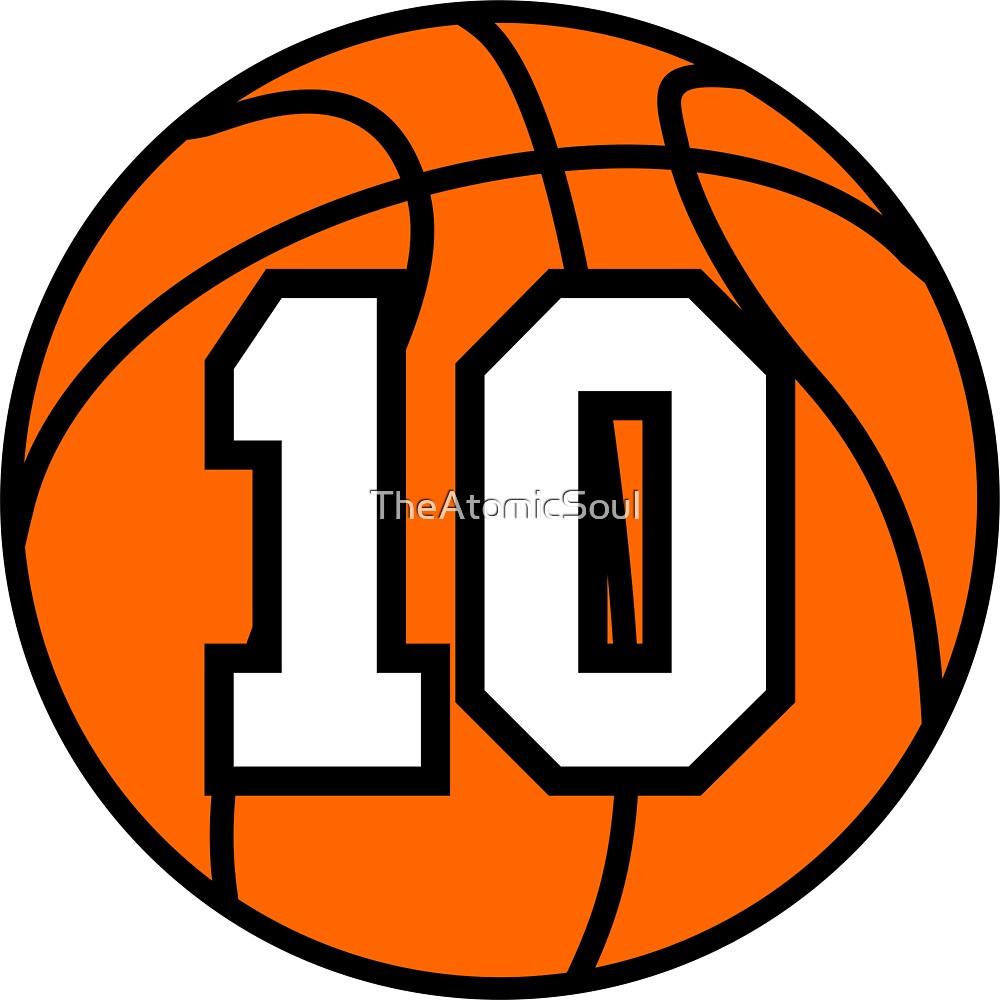 Basketball 10 by TheAtomicSoul