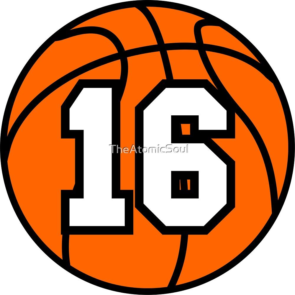 Basketball 16 by TheAtomicSoul