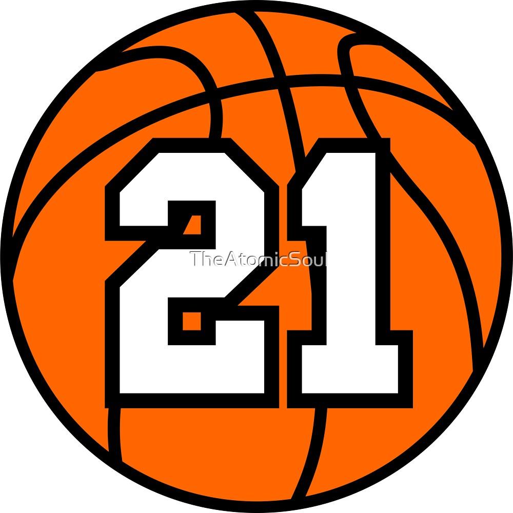 Basketball 21 by TheAtomicSoul