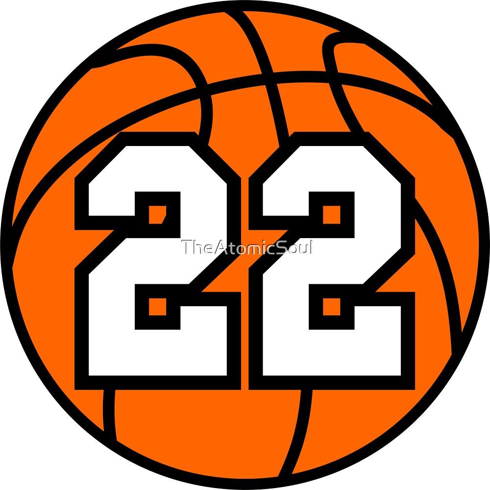 Basketball 22 by TheAtomicSoul