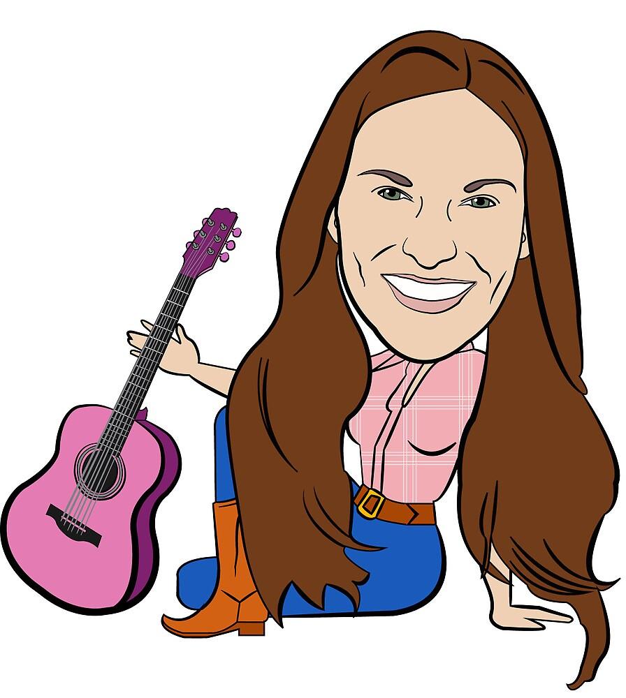 Lucky Cowgirl Kayla! by vruiz