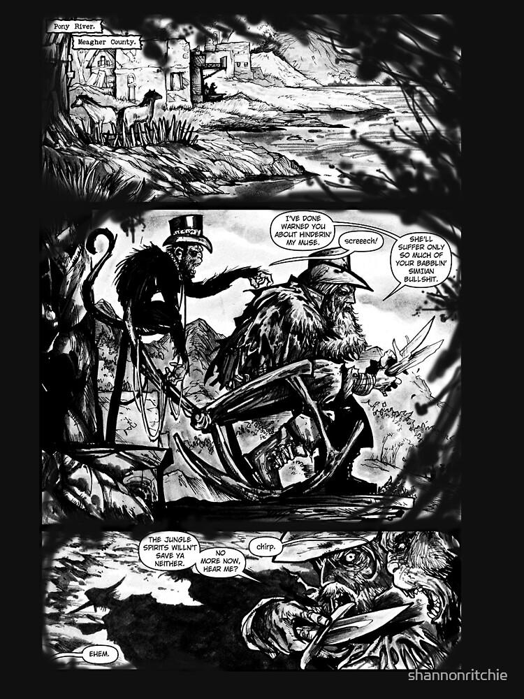 Dark Panel shirt by shannonritchie