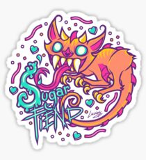 Sugar Fiend Sticker