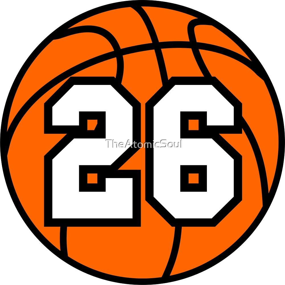 Basketball 26 by TheAtomicSoul