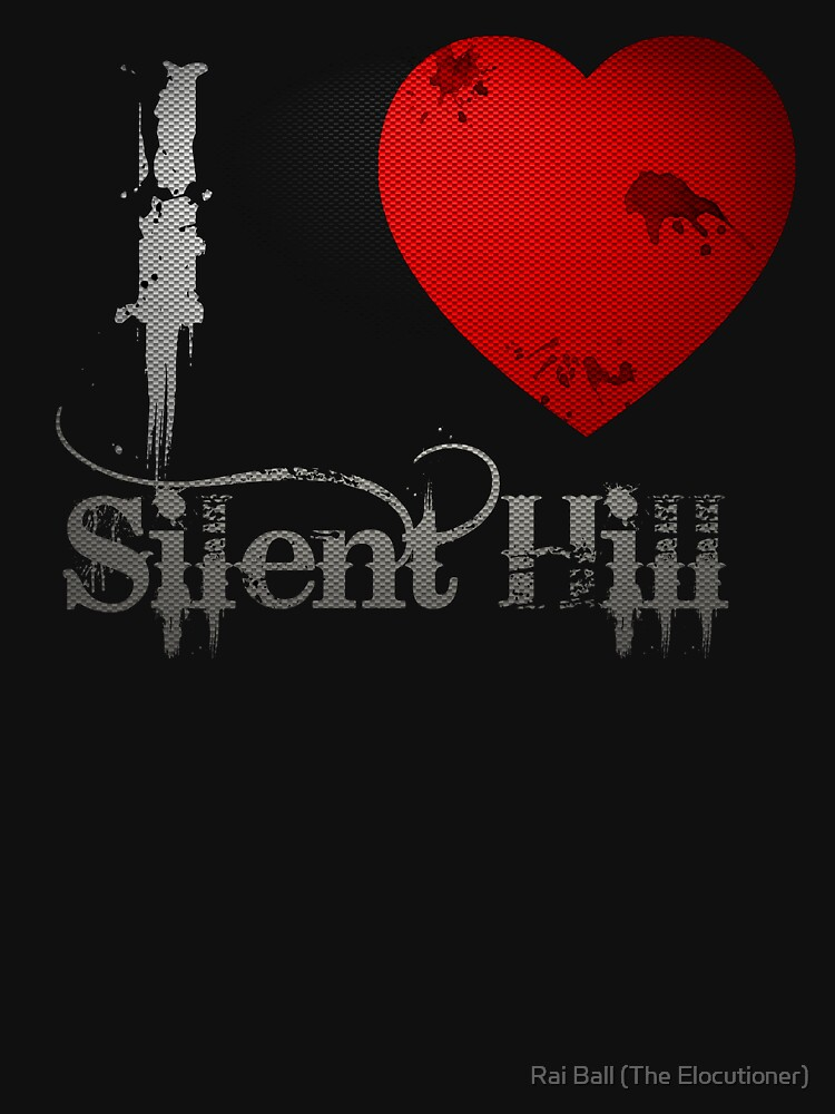 I Heart Silent Hill by loki13outlaw