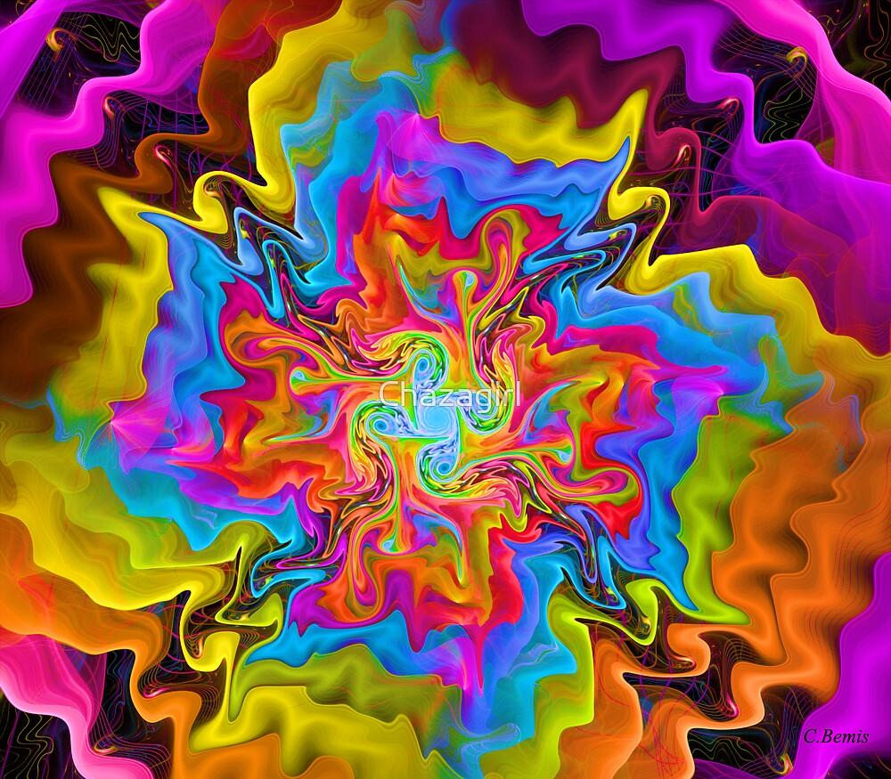 The Big Bang by Chazagirl