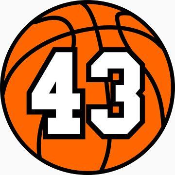 Basketball 43 by TheAtomicSoul
