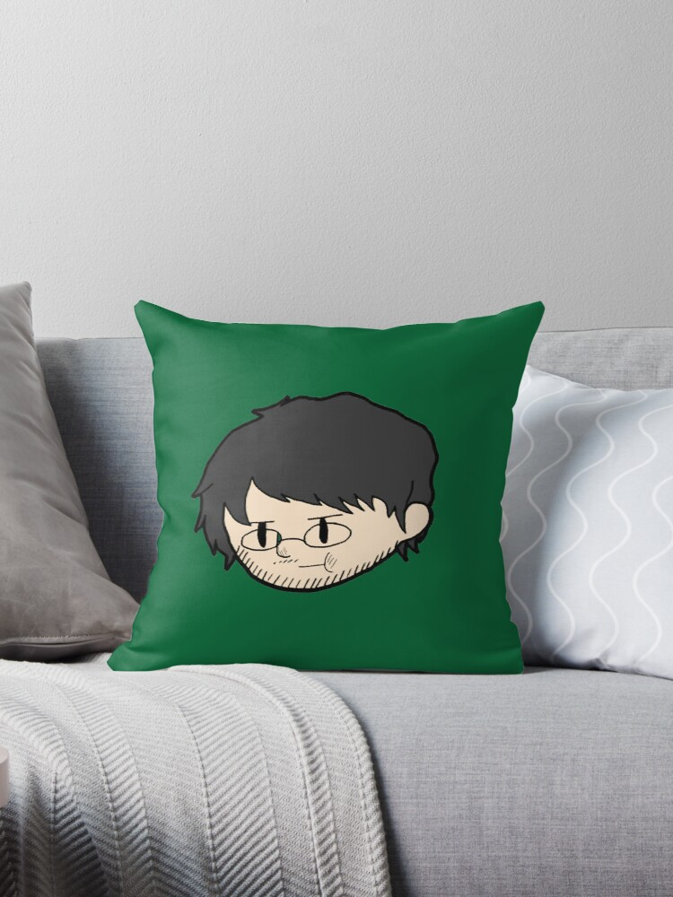 Will Pillow by grahamcrackerz