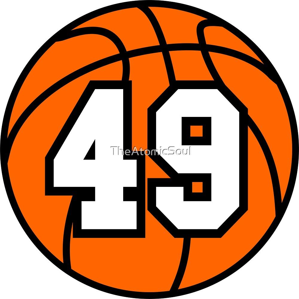 Basketball 49 by TheAtomicSoul