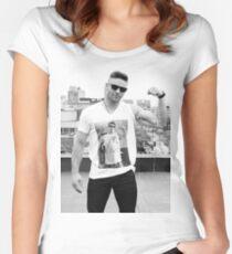 Julian Edelman Shirtsception Women's Fitted Scoop T-Shirt