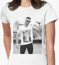 Julian Edelman Shirtsception Women's Fitted T-Shirt