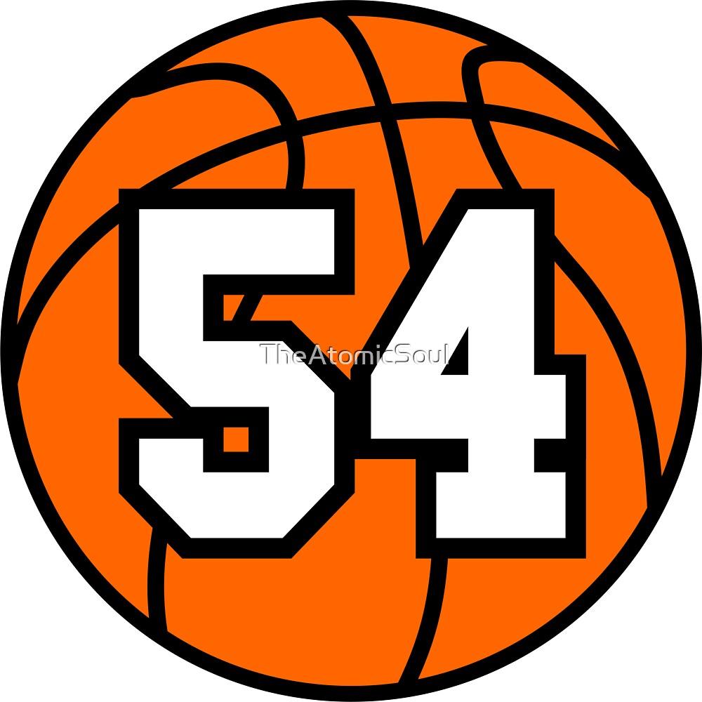Basketball 54 by TheAtomicSoul