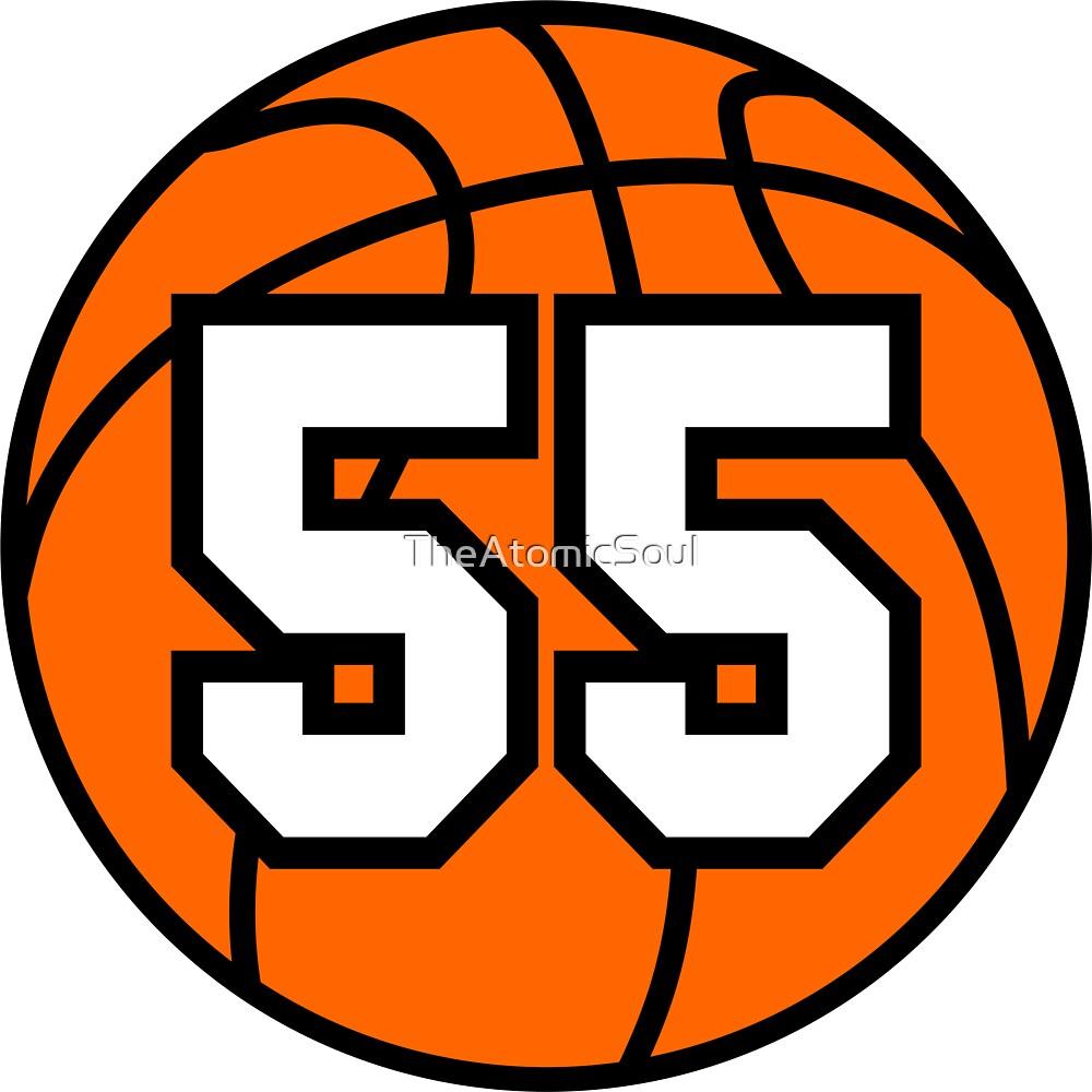 Basketball 55 by TheAtomicSoul