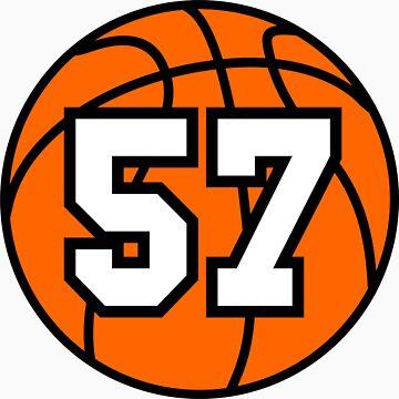 Basketball 57 by TheAtomicSoul