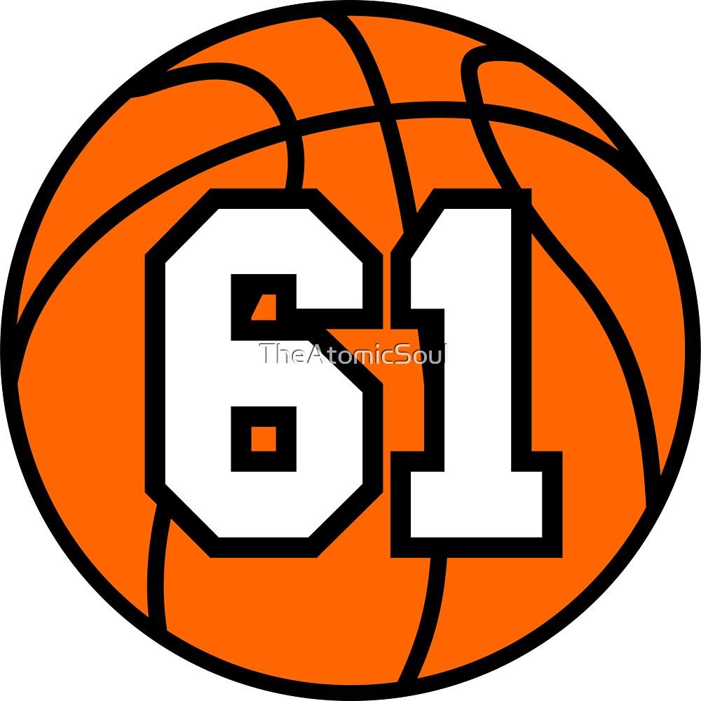 Basketball 61 by TheAtomicSoul