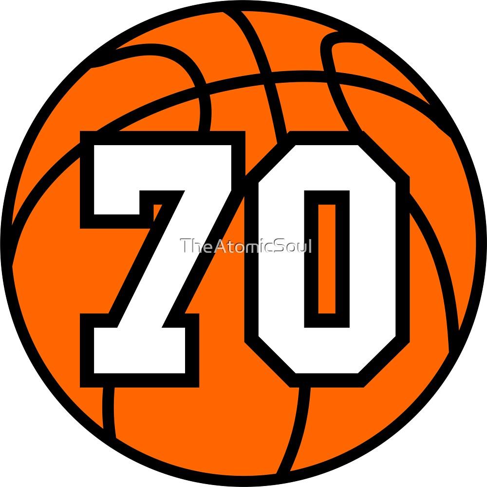 Basketball 70 by TheAtomicSoul