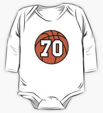 Basketball 70 One Piece - Long Sleeve
