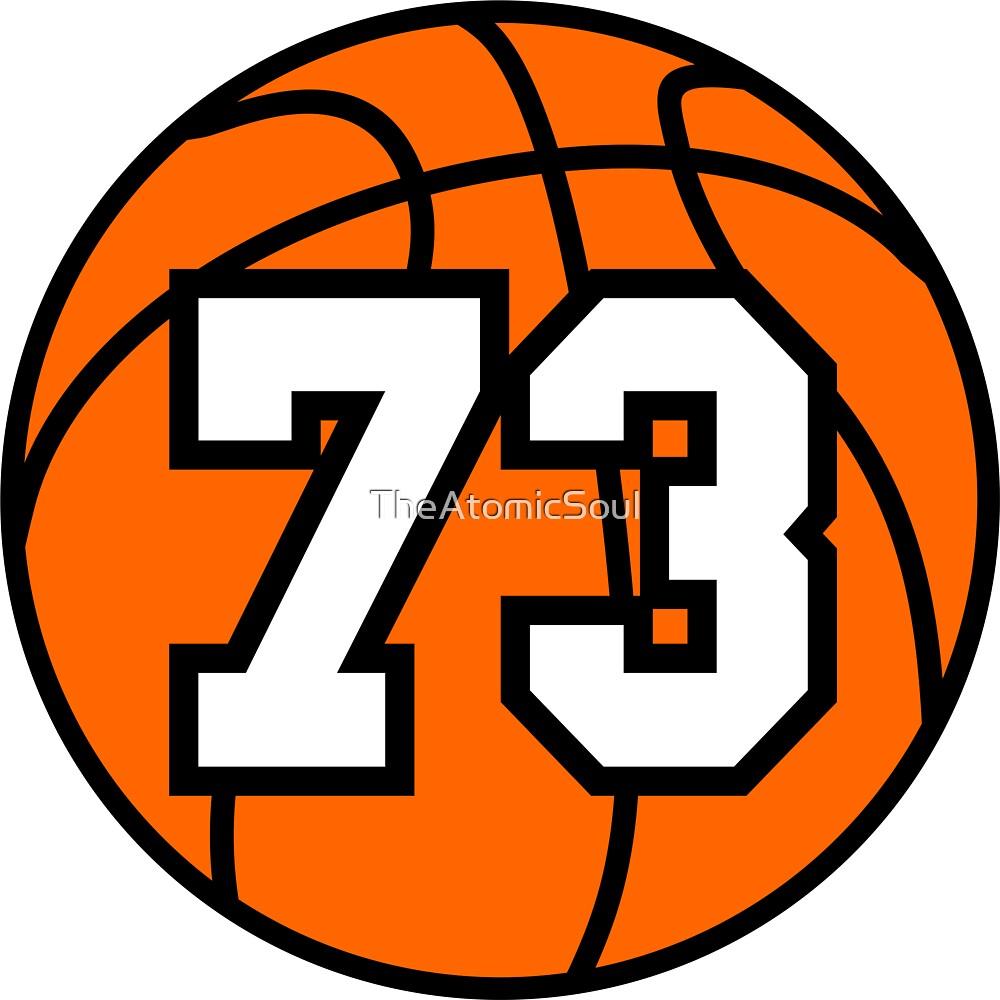 Basketball 73 by TheAtomicSoul