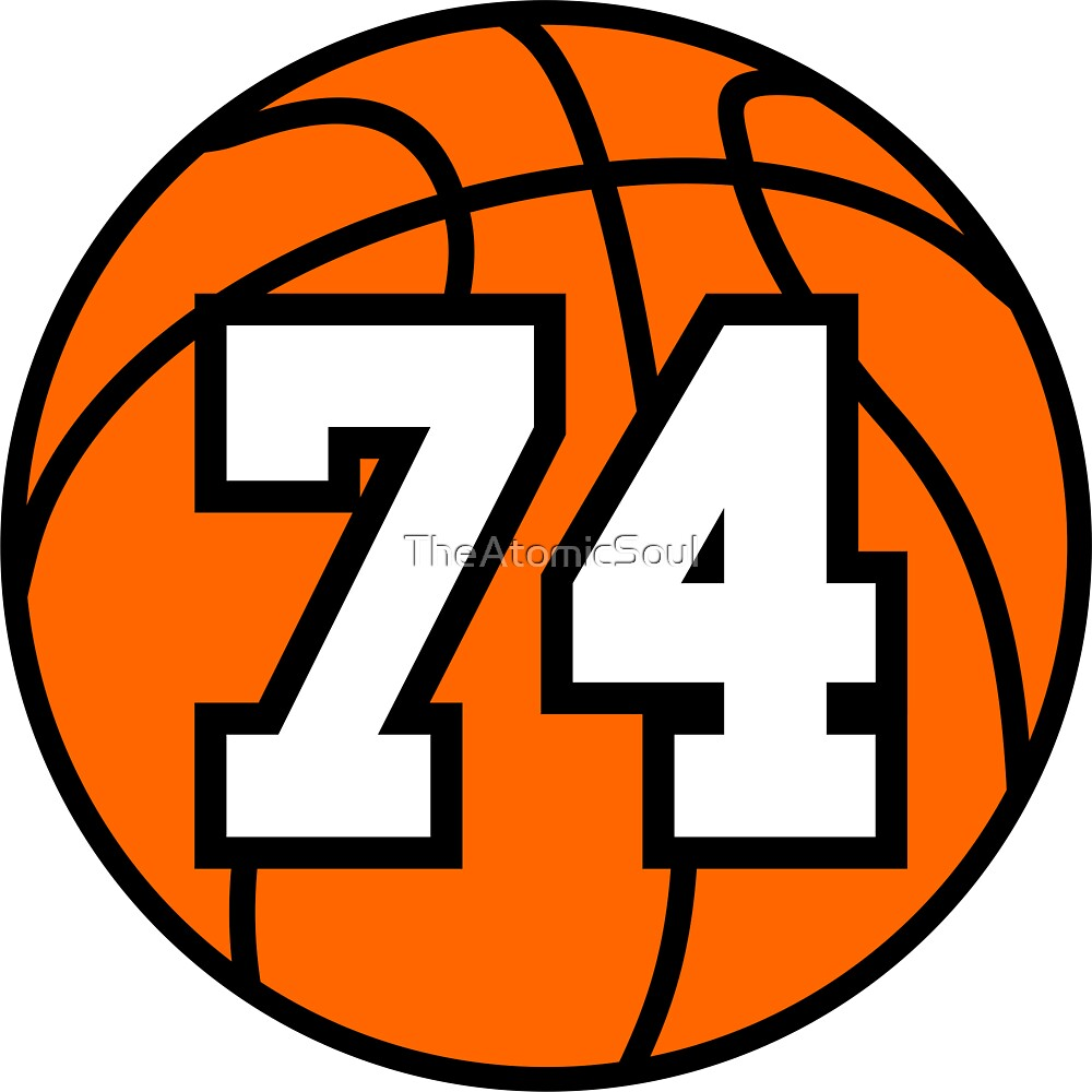 Basketball 74 by TheAtomicSoul