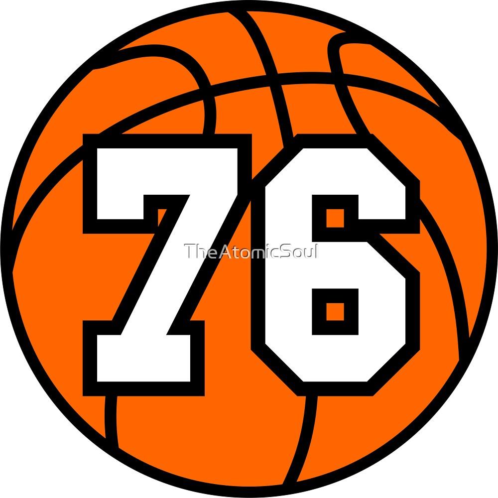 Basketball 76 by TheAtomicSoul