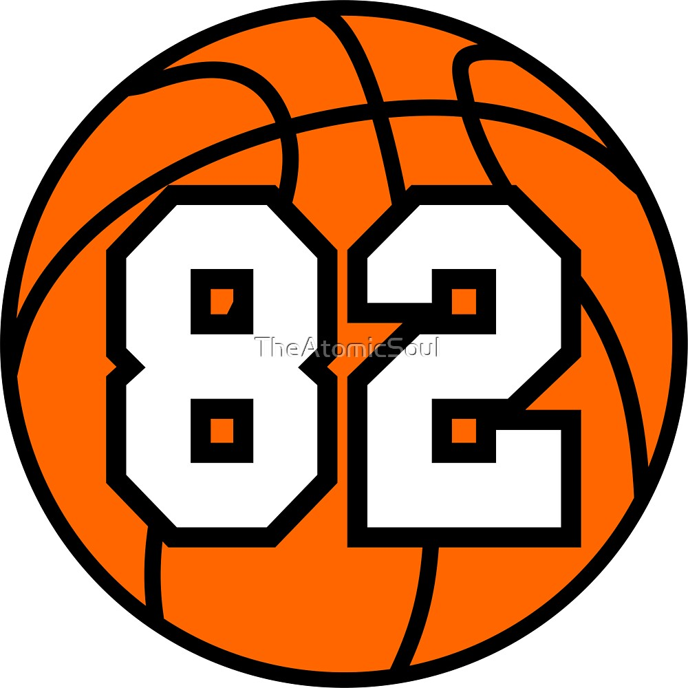 Basketball 82 by TheAtomicSoul