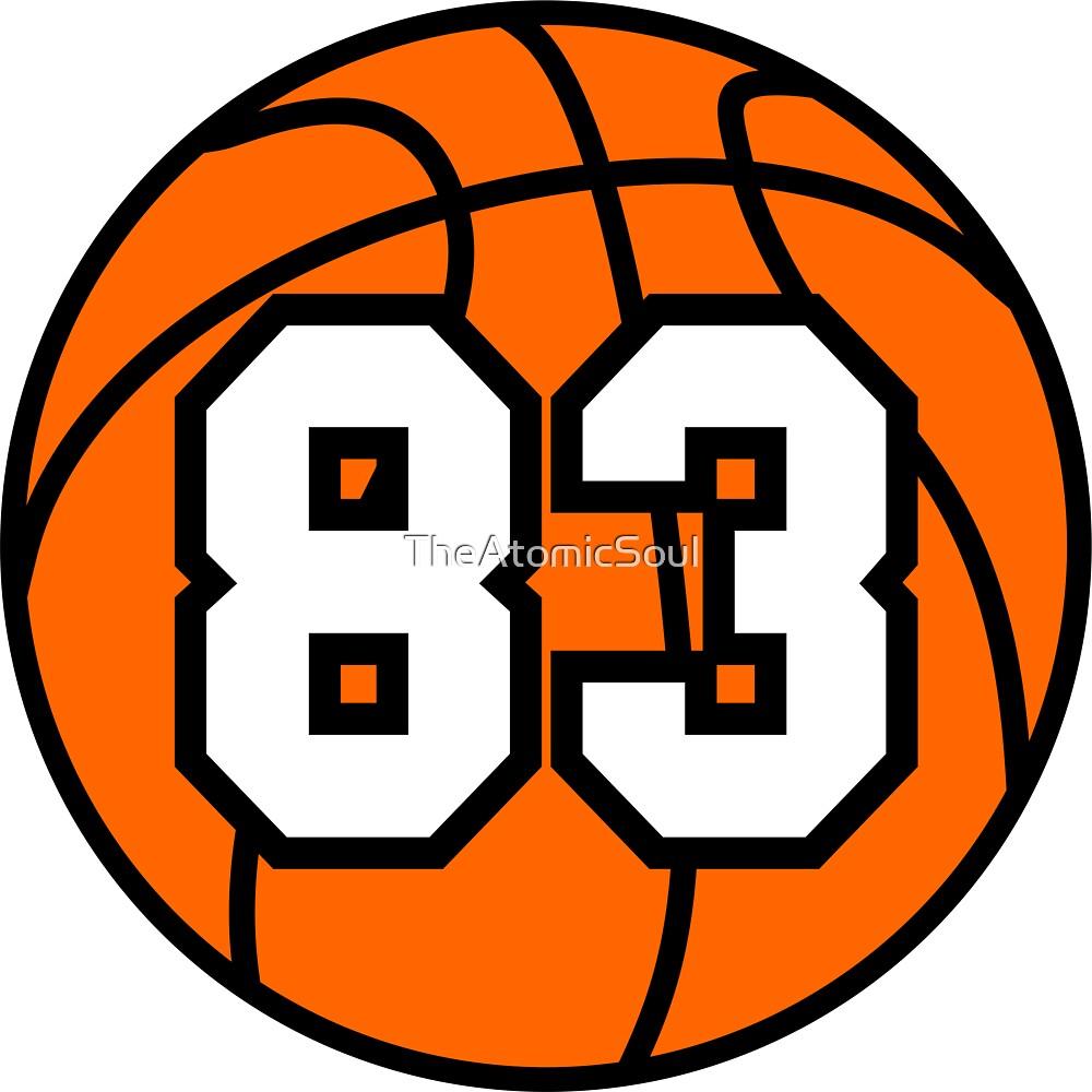 Basketball 83 by TheAtomicSoul