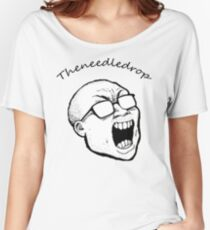 Theneedledrop Tshirt Women's Relaxed Fit T-Shirt