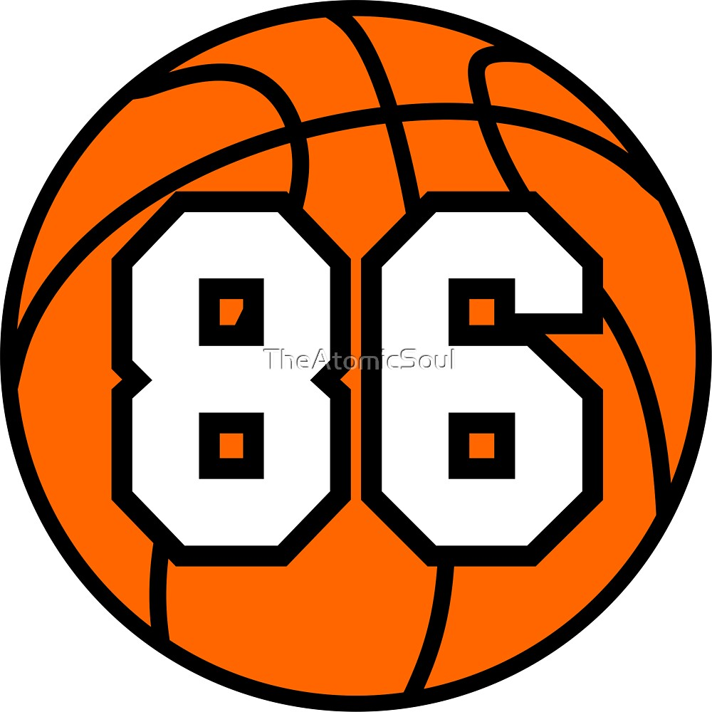 Basketball 86 by TheAtomicSoul