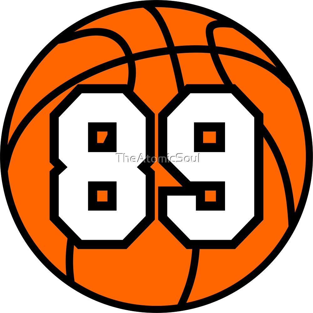Basketball 89 by TheAtomicSoul