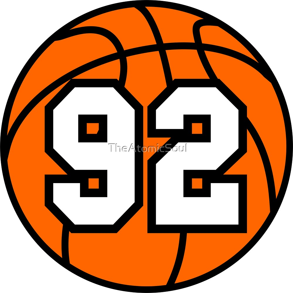 Basketball 92 by TheAtomicSoul