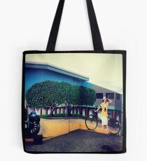 Napier Tote Bag