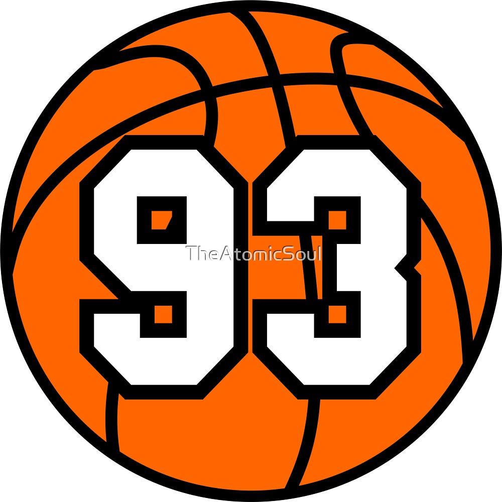 Basketball 93 by TheAtomicSoul