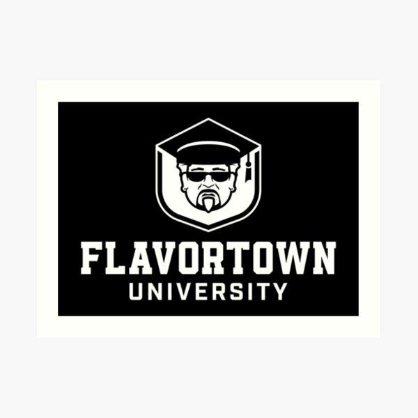 Flavortown University - Guy Ramsay Fieri Art Print