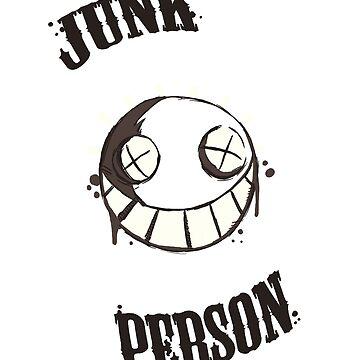 Junk Person 02  by finalflyfar7