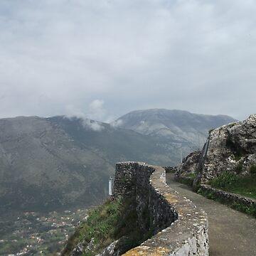 The Great Wall of Italy by randomraccoons