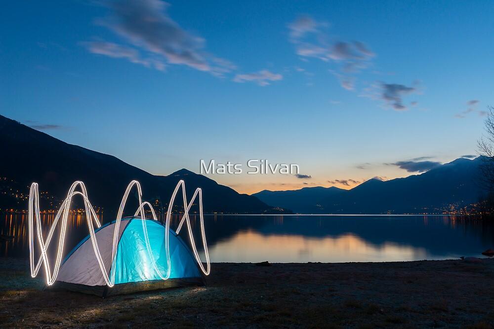 Tent by Mats Silvan