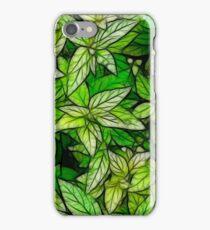 Plant Texture iPhone Case/Skin
