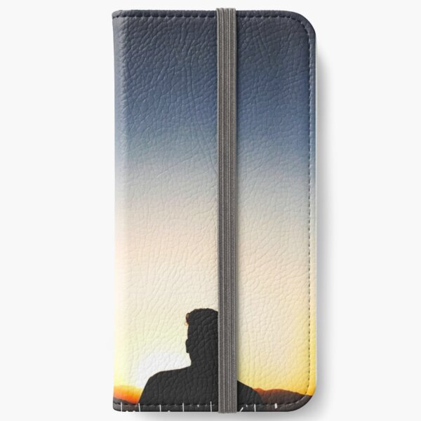 Bright iPhone Wallet