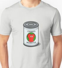 CANNED MONSTER Unisex T-Shirt