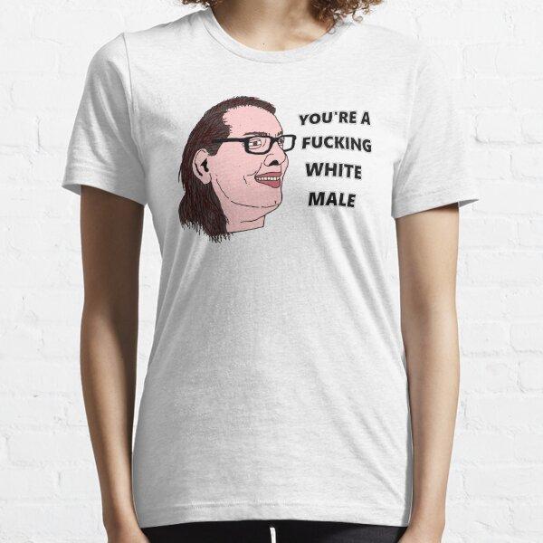 AIDS Skrillex - You're A Fucking White Male Essential T-Shirt