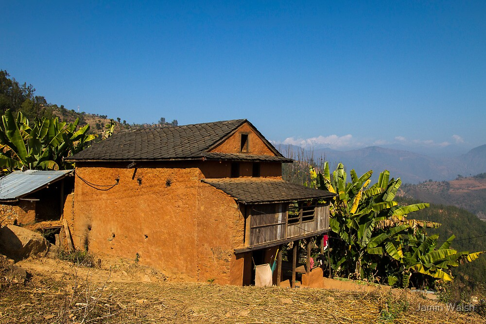 Dhading House by Jamin Walsh